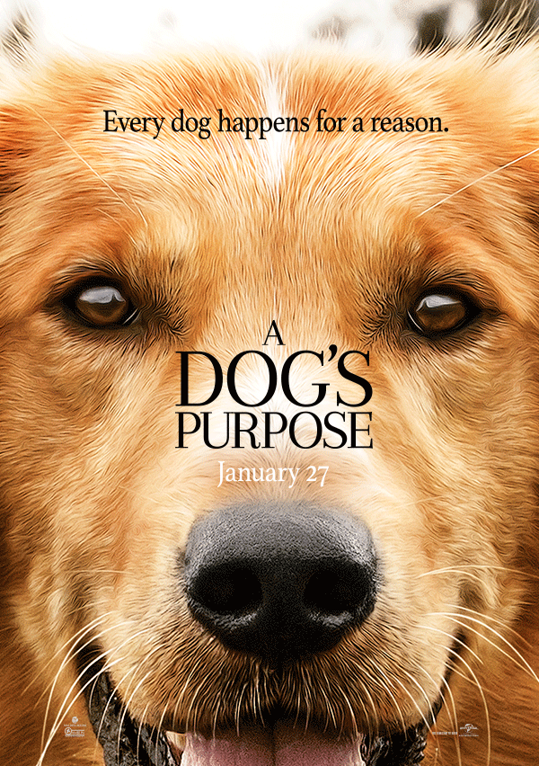 A Dog's Purpose Movie Trailer | A Must See Movie for Dog Lovers