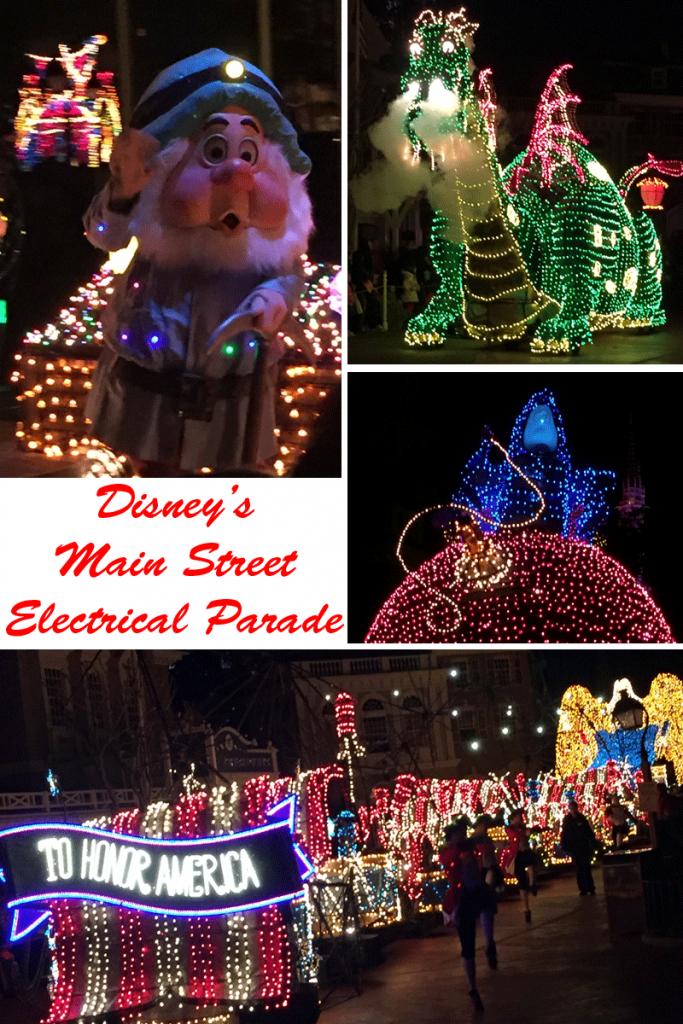 Main Street Electrical Parade | Magical Monday Blog Hop #2