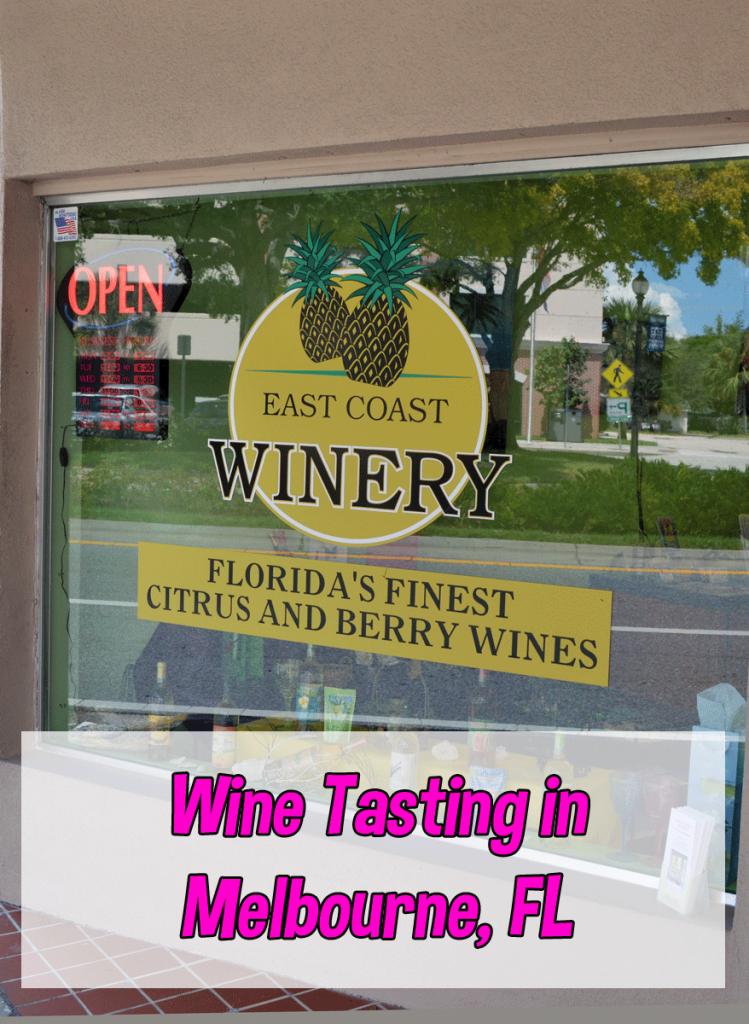 East Coast Winery | Wine Tasting in Melbourne, FL