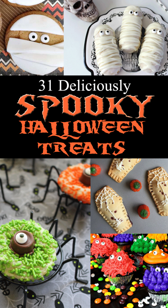 31 Sweet and Spooky Halloween Treats You Will Love