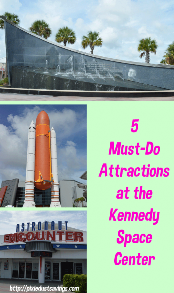5 Must-Do Out of this World Kennedy Space Center Attractions