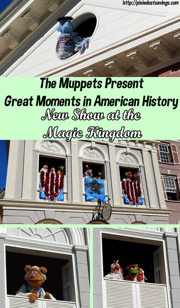 The Muppets Present Great Moments in American History