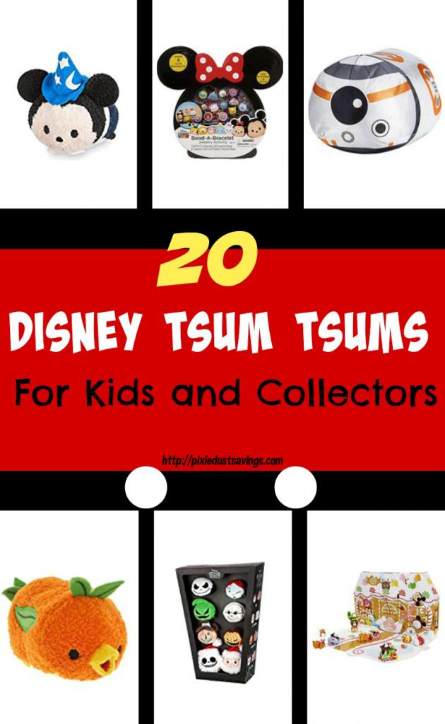 Tsum Tsum Gifts