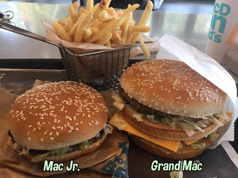 grand big mac - photo #35