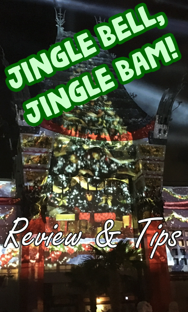Christmas at Disney | Jingle Bell, Jingle Bam! Review and Tips