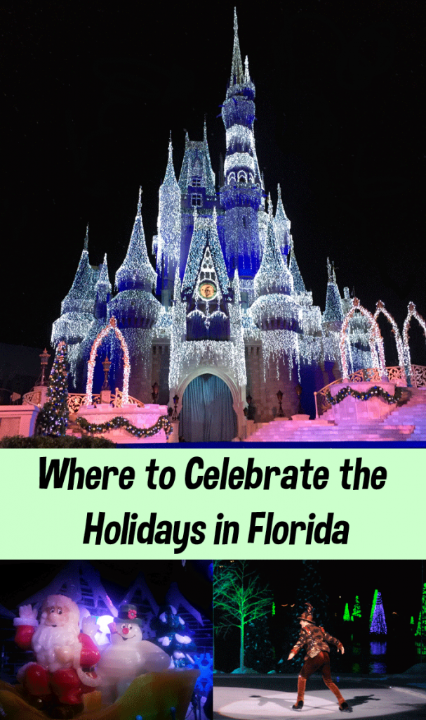 Where to Celebrate the Holidays in Florida