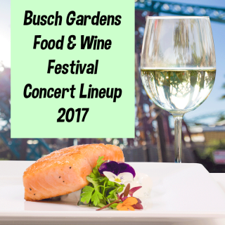 Pixie dust savings doing disney on a budget for Busch gardens food and wine 2017