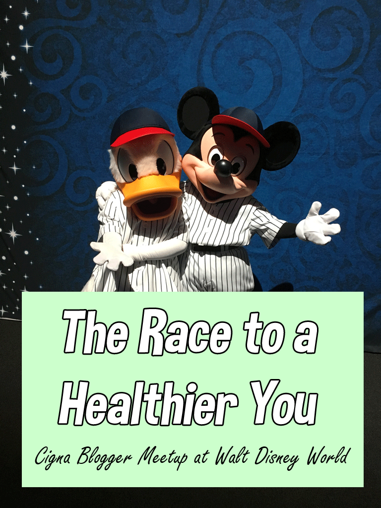Cigna Amazing Race | The Race to a Healthier Me