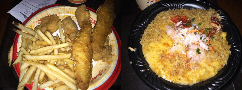 Top 5 magic kingdom quick service restaurants for Harbor house fish fry
