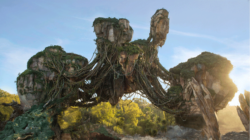 Pandora – The World of Avatar Opening Summer 2017