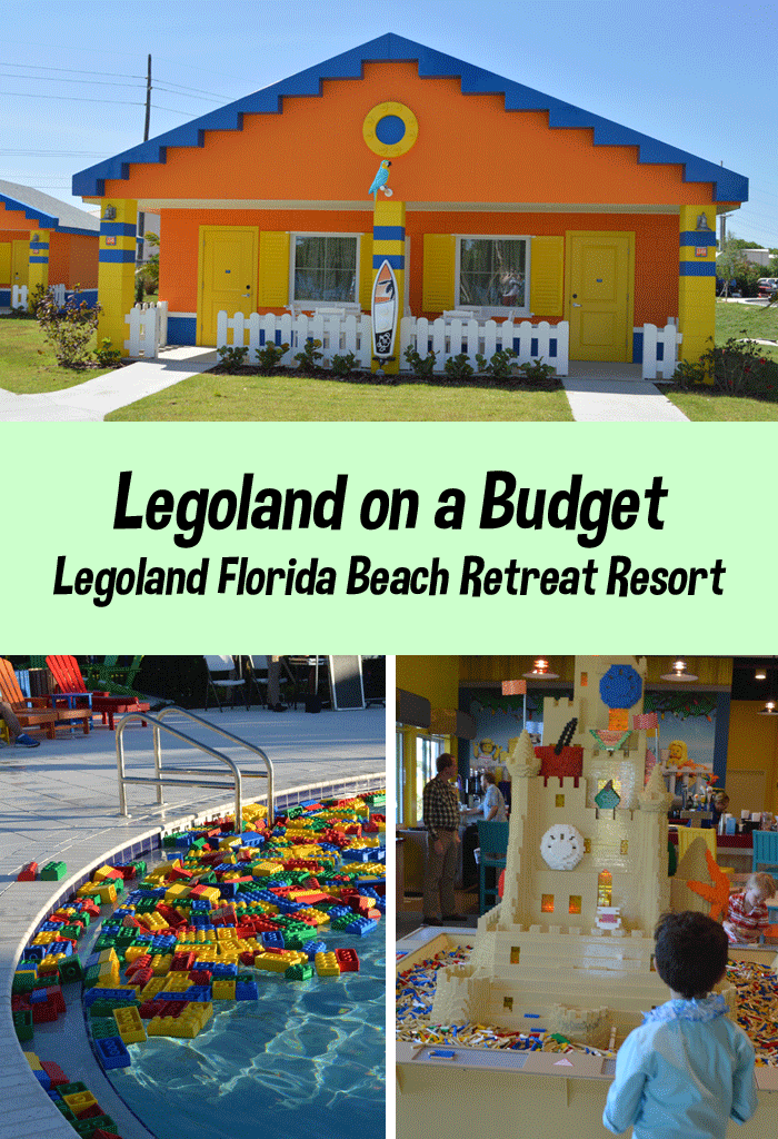 Legoland Beach Retreat Resort | Legoland Florida on a Budget