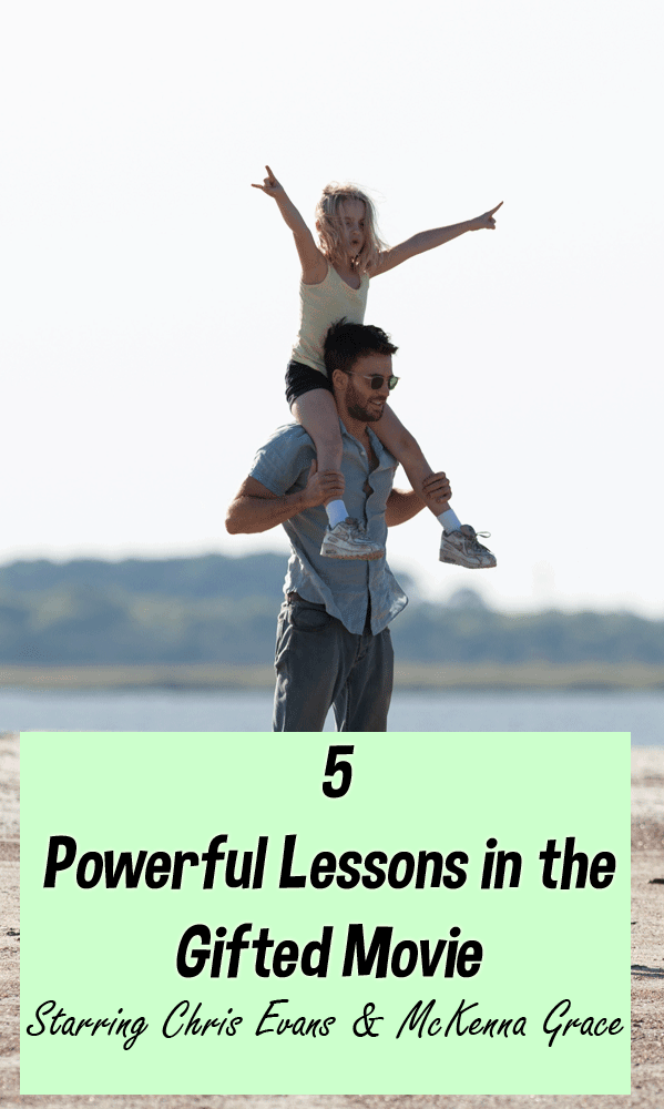Powerful Lessons in the Gifted Movie