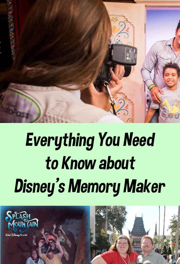 Everything You Need to Know About Disney Memory Maker