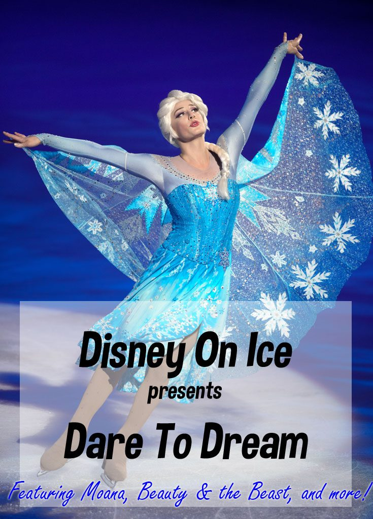 Disney on Ice Presents Dare to Dream (Coming to Orlando Soon)