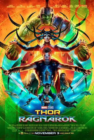 Thor: Ragnarok | Trailer, First Images, and Movie Poster