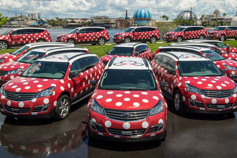 What You Need to Know - Disney Minnie Van Service
