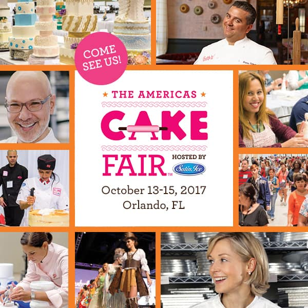 The Americas Cake Fair Coming to Orlando