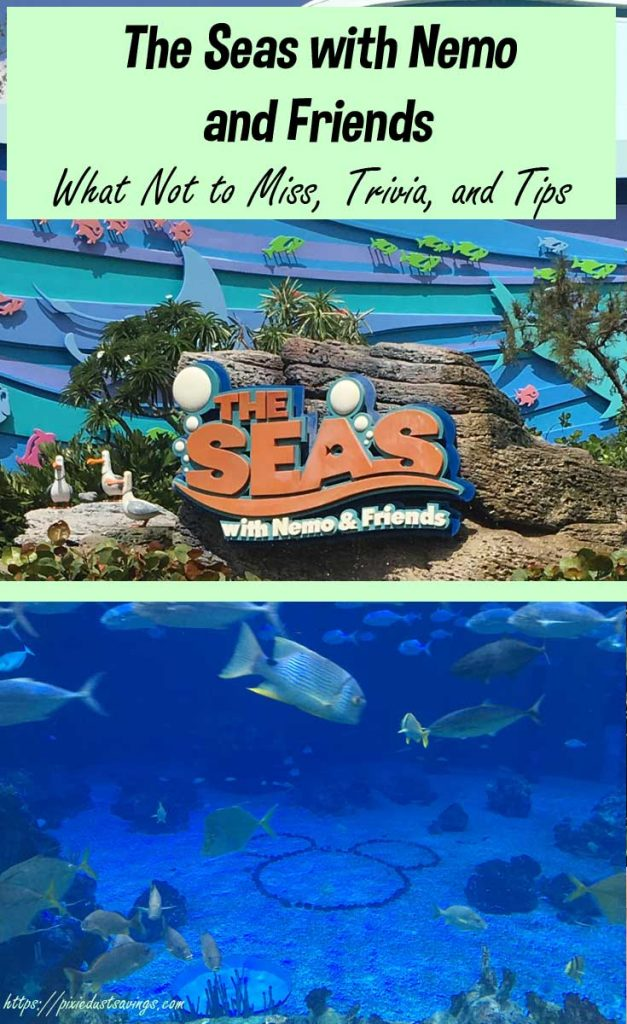 Seas with Nemo and Friends