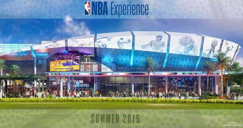 The NBA Experience