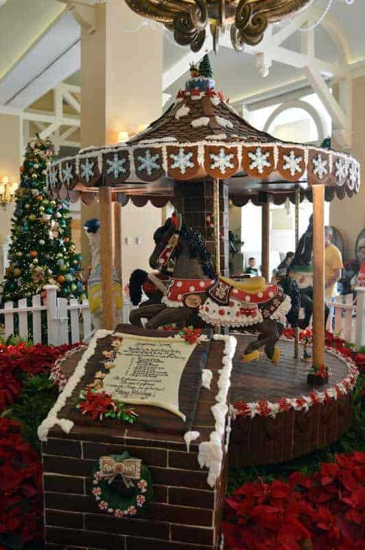 Disney Resorts to Visit at Christmas