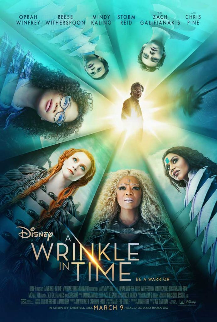 Disney's A Wrinkle in Time Trailer