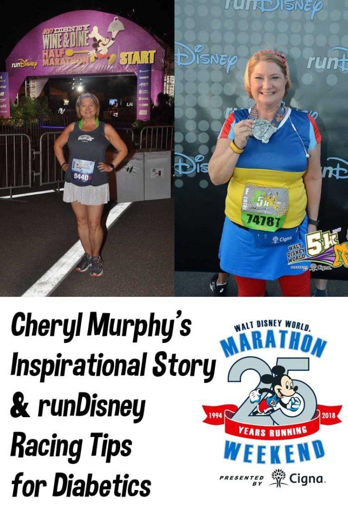 runDisney Racing Tips for Diabetics