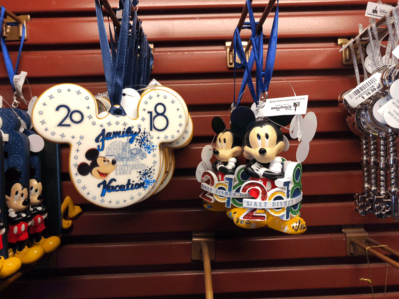 Disney World Souvenir - Ornament