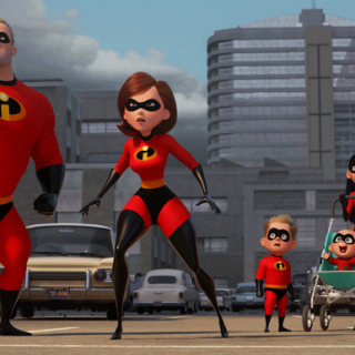 Incredibles 2 Trailer and First Images